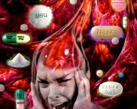 MIND CONTROL BY DRUGS