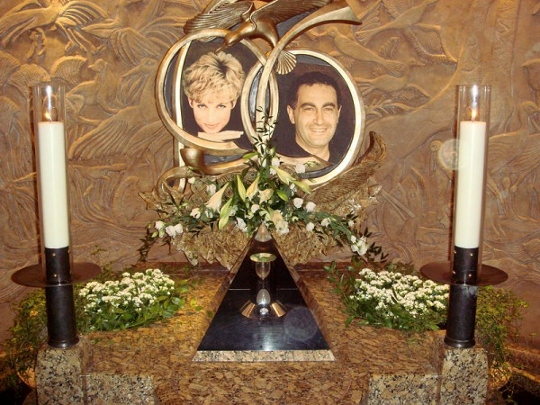 Princess Diana's Death and Memorial