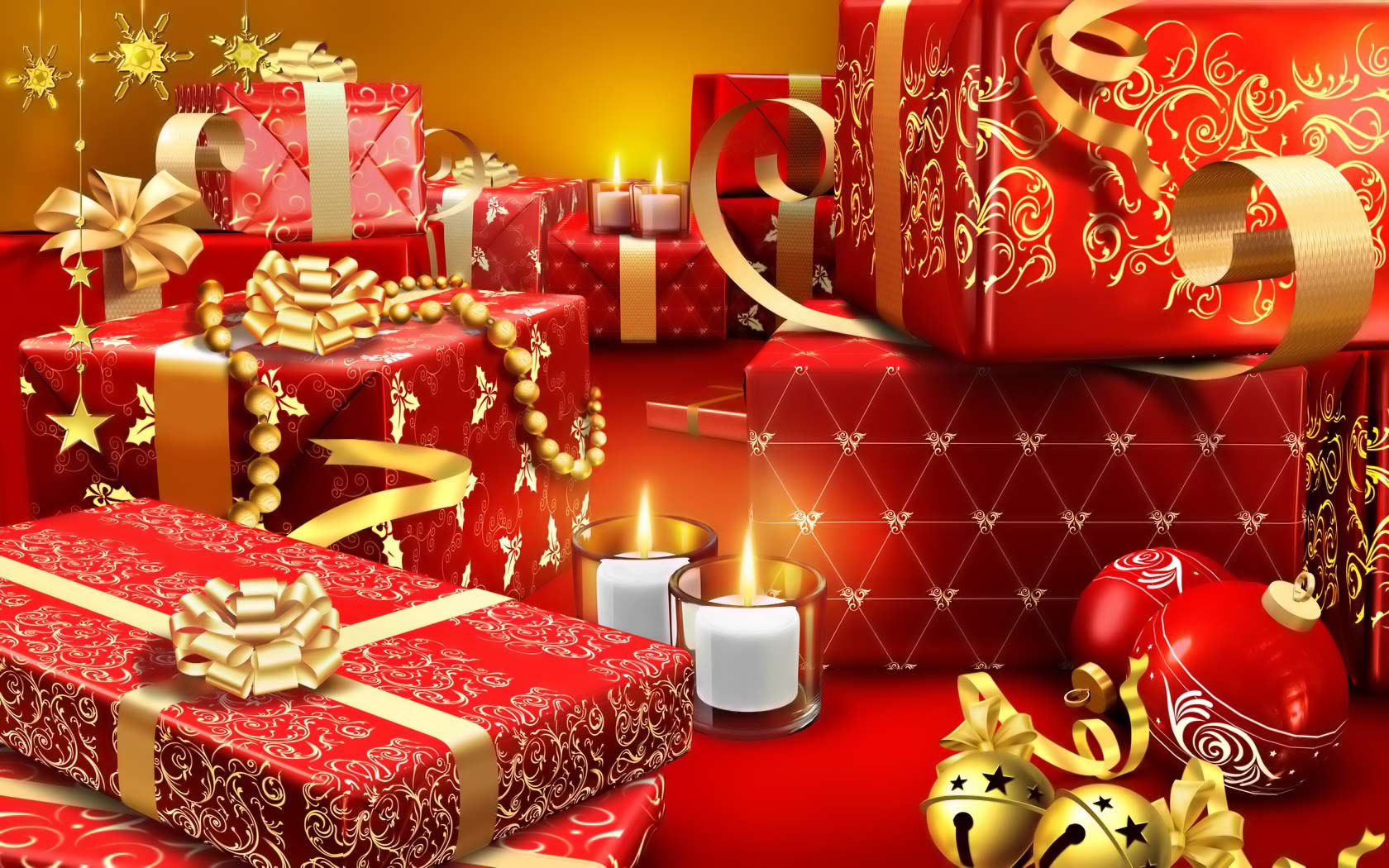 Christmas Gifts Background Desktop Download Free Backgrounds