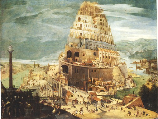 THE TOWER OF BABEL AND THE CONFUSION OF LANGUAGES