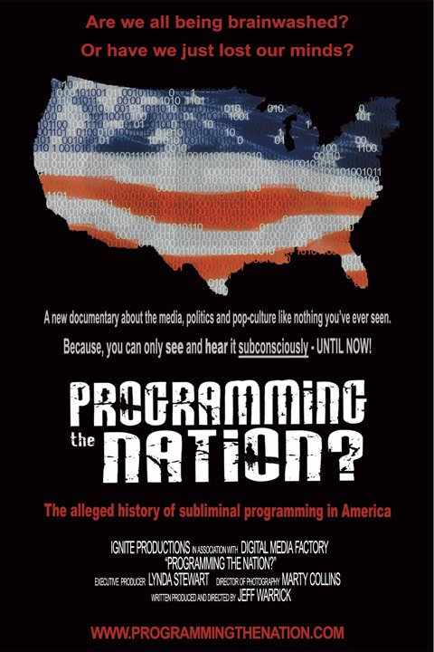 Programming  The Nation — History of Subliminal Messaging in America