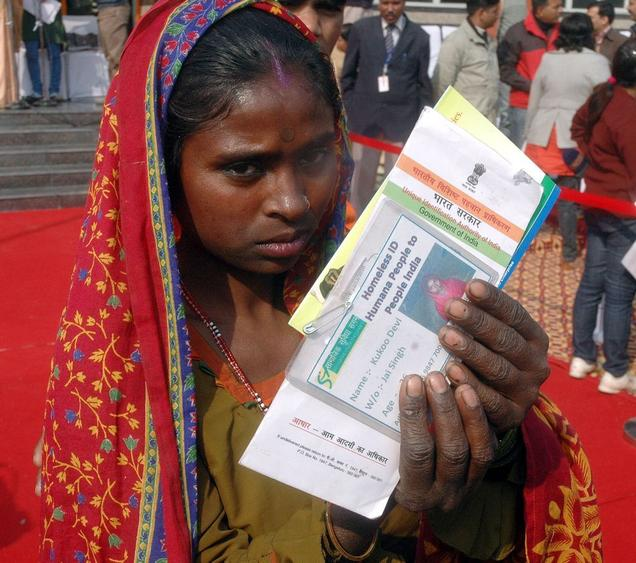 India Implements First Biometric ID Program For All of Its 1.2 Billion Residents