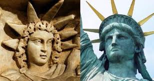 The Statue of Liberty Was Built to Secretly Represent Lucifer ??