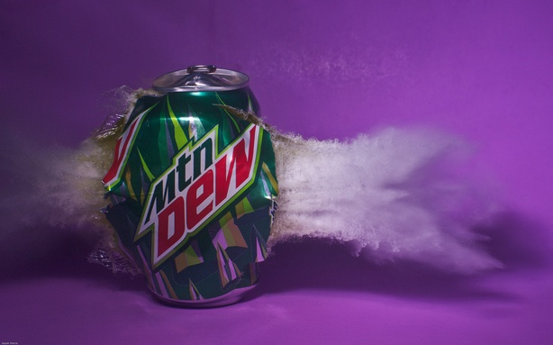 Pepsi's Lawyers say 'Mountain Dew' Can Dissolve a Mouse