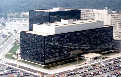 nsa HQ the American Ministry of Truth from 1984 topsecretwriters com