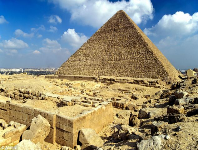 Secret of The Pyramids