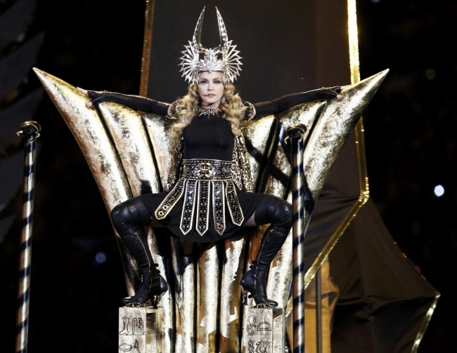 Satanic Ritual Performed At The NFL Half Time Show ...