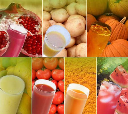 Healthy Benefits Of Fresh Juices