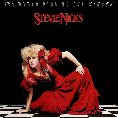 """This album cover for """"The Other Side Of The Mirror"""" by Stevie"""