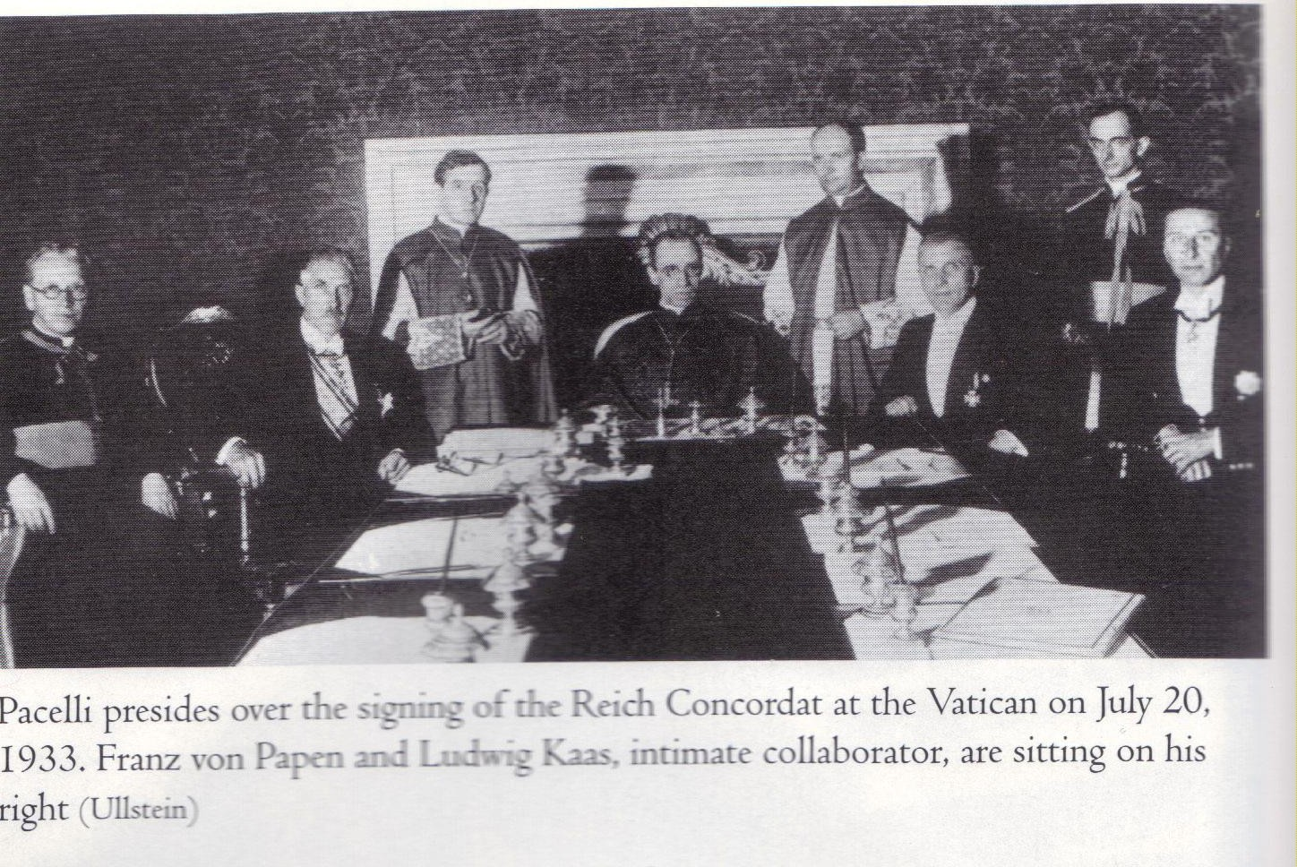 SIGNING OF 3RD REICH CONCORDAT 001