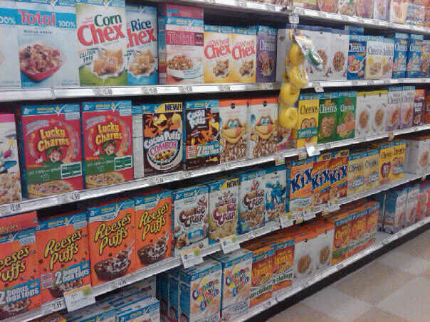 Shocking Truth About Cereal Exposed