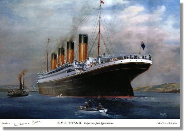 The Untold Truth Behind The Sinking of Titanic