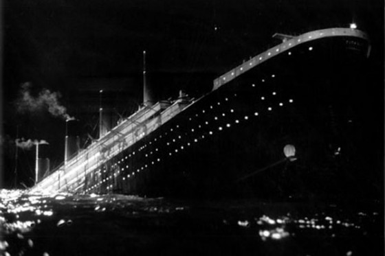 Titanic Sinking Conspiracy The Sinking of The Titanic
