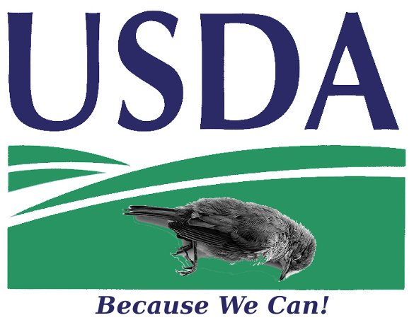 USDA Admits Exterminating Birds, Crops, and Bees