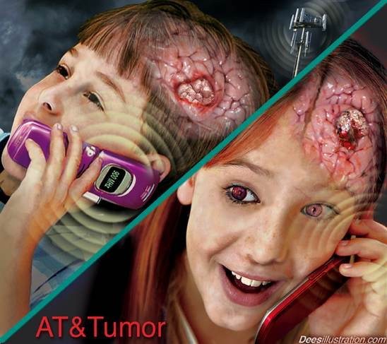 Cell Phone Radiation & Cancer: Just How Much More Proof Do ...