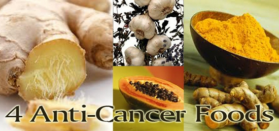 Cancer Fighting Foods 4 Anti-Cancer Foods