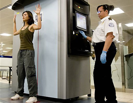 How to opt out of the TSA's Naked Body Scanners at the Airport