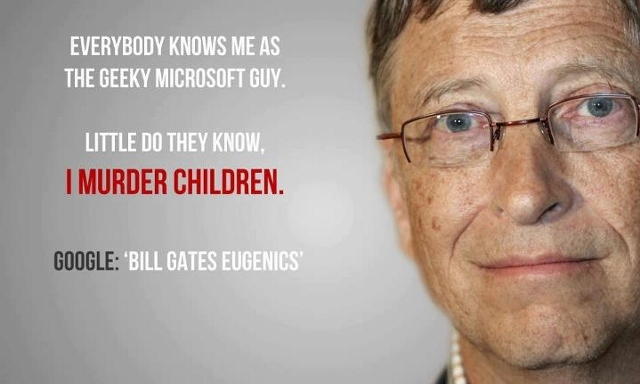 Bill Gates.. Genius or a Psychopath ? You Decide