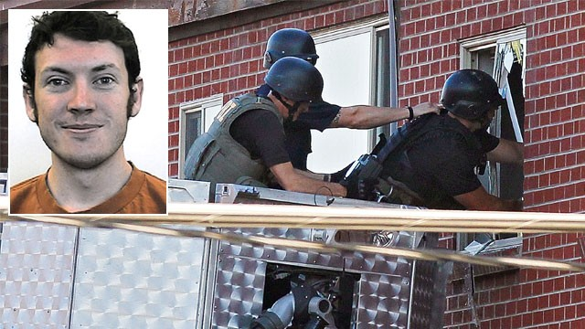 Colorado Batman Shooting Shows Obvious Signs of Being Staged