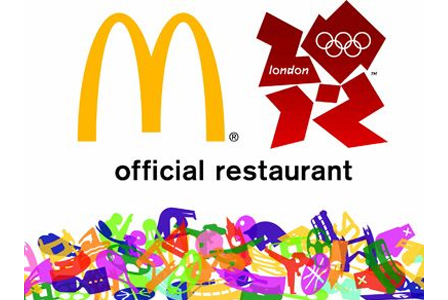 Why is McDonald's the Official Restaurant of the Olympics?