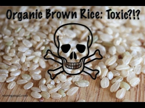 Arsenic and Rice: Concerning Levels of Known Human Carcinogen Found in More Than 200 Rice Products