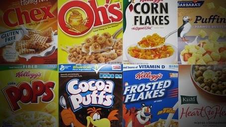 The Top 10 Breakfast Cereals Most Likely to Contain Monsanto's GMO Corn