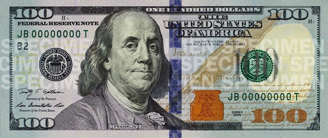 The Hidden Meanings in the New $100 Bill