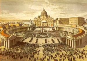 Vatican calls for World Government and New World Order