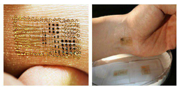 """Electronic Tattoo"" to Track Your Medical Information; is this a prelude to 'Mark of the Beast' ?"
