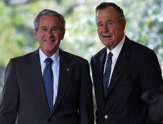 bush-and-father-crop
