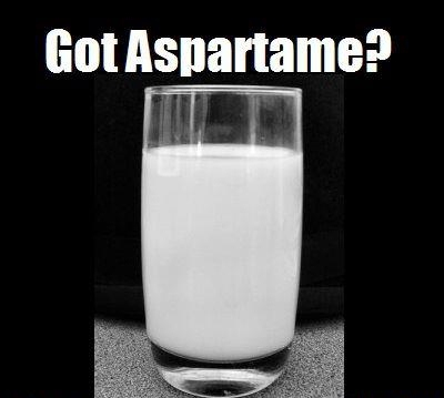 U.S. Dairy Industry Petitions FDA To Approve Aspartame As Hidden, Unlabeled Additive In Milk, Yogurt, Eggnog & Cream