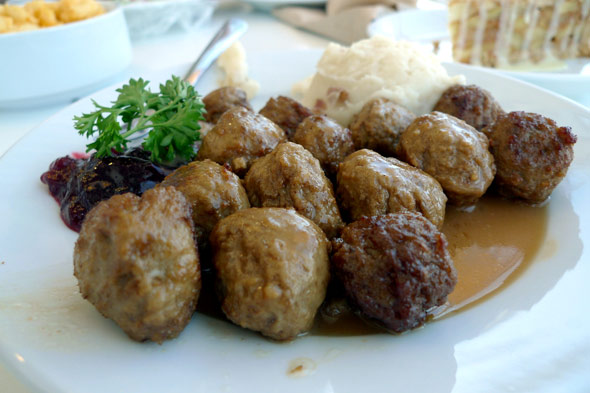 Horse Meat found in Ikea's Swedish Meatballs