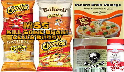 MSG & Aspartame Are the Two Leading Causes of Central Nervous System Damage in the United States