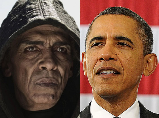 Why Does Satan from 'The Bible' Look Like President Obama?