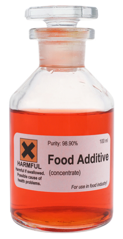Top Scary Food Additives