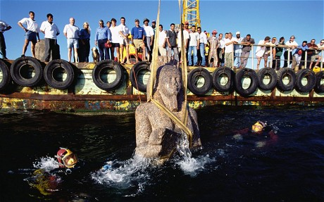 Lost Egyptian City Thonis-Heracleion Revealed After 1,200 Years Under Sea Heracleion-4_2548199c-1