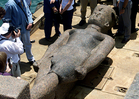 Lost Egyptian City Thonis-Heracleion Revealed After 1,200 Years Under Sea Heracleion-5_2548202a-1