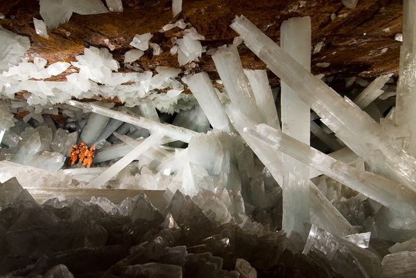 Return To The Giant Crystal Cave Documentary