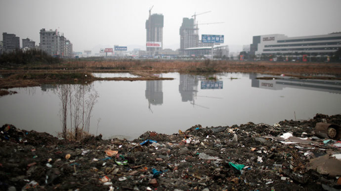 China Introduces Execution for Environmental Offenders
