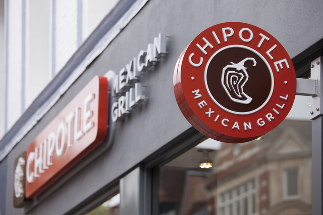 'Chipotle' First US Chain Restaurant To Label GMOs