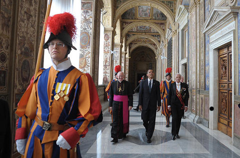 Obama-linked-to-Vatican