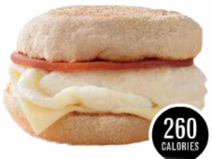 What's In Your Egg-White Breakfast Sandwich Might Scare You