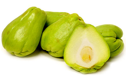 Green Exotic Fruits 538