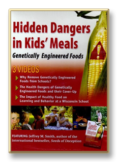 Hidden GMO Dangers In Children's Meals