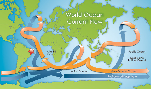 world-ocean-current-flow