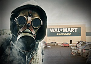 Wal-Mart, Walgreens Found Selling Chemical Used To Manufacture Deadly Nerve Gas Weapons Based On Nazi Research