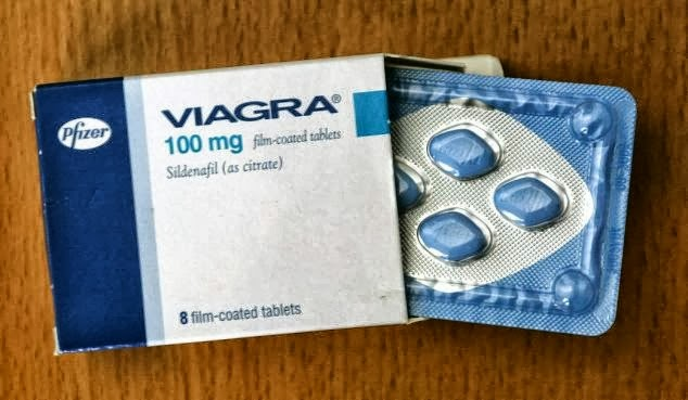 Components of viagra