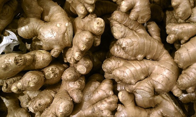 Ginger Root Kills Ovarian & Prostate Cancer Cells Better than Chemo