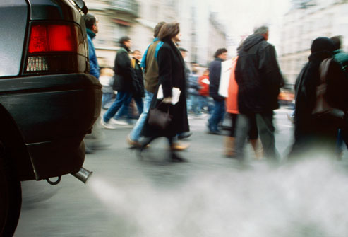 WHO Agency: Air Pollution Causes Cancer