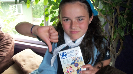 Girl Guides Scout Started Campaign to Remove GMO Ingredients From Cookies